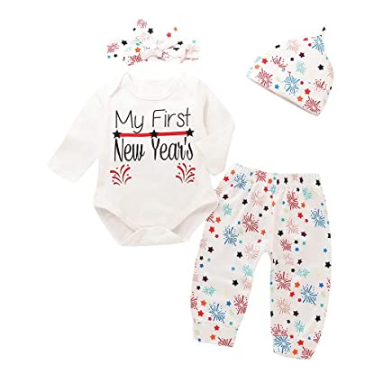 eb78b301e977 Amazon.com  Toddler New Year Outfits