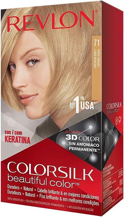 Revlon Colorsilk Haircolor, Golden Blonde, 10 Ounces (Pack Of 3) by Revlon
