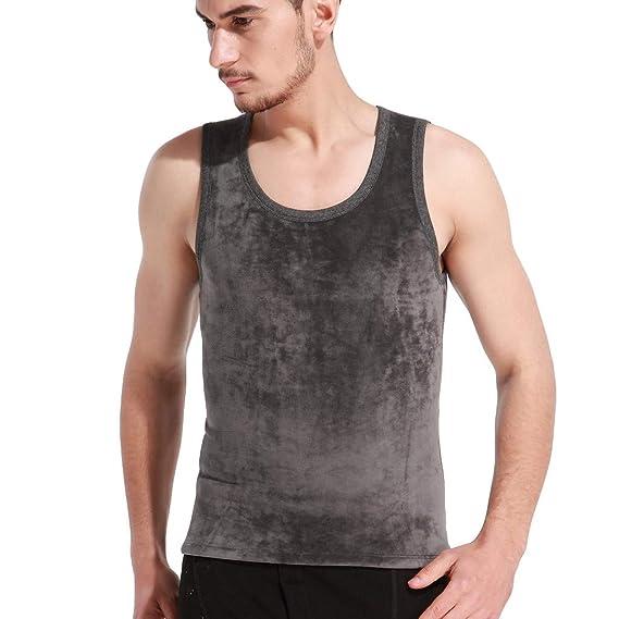 Vectry Camiseta Sin Mangas Camisetas Tirantes Hombre ...