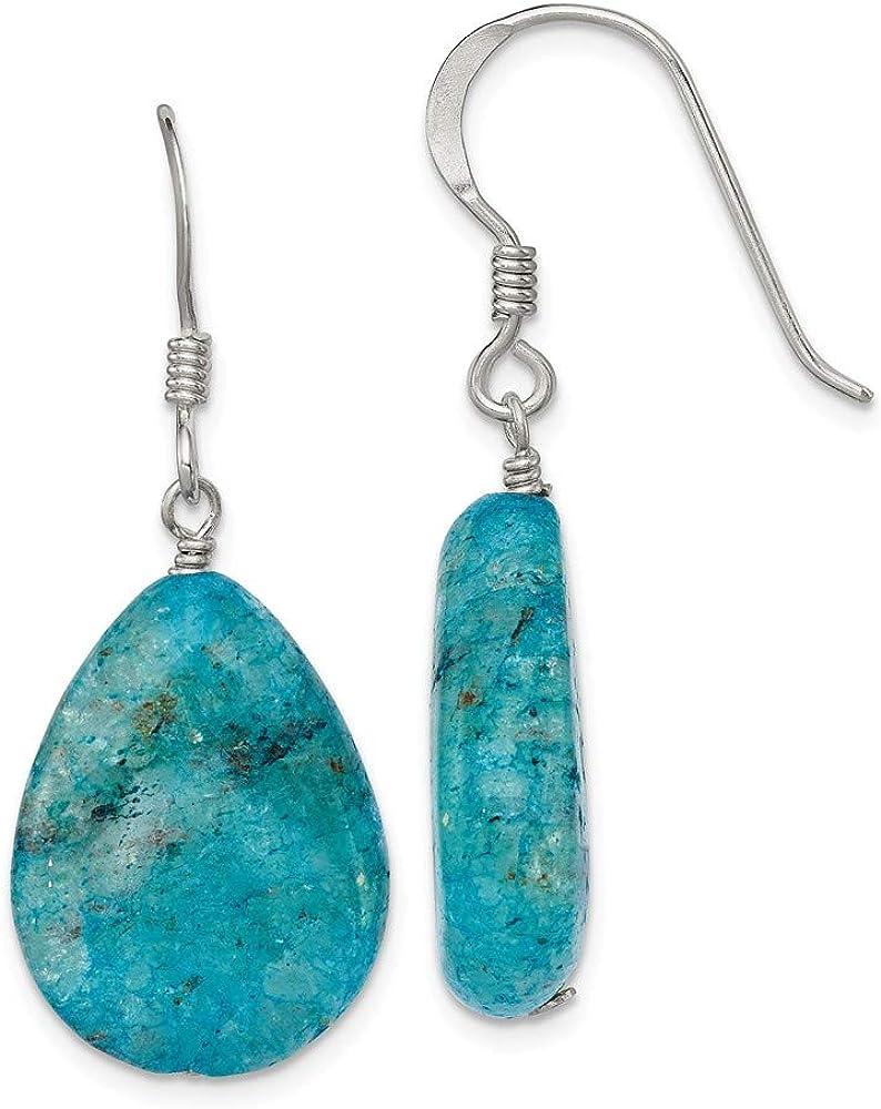Cut glass triple droplet chandelier earrings on 925 Sterling silver hooks