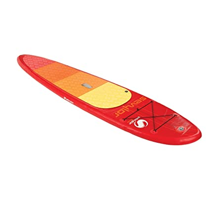 Amazon.com: Sevylor Monarch Stand Up paddleboard: Sports ...