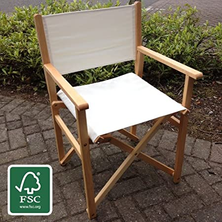 Directors Chairs (White)