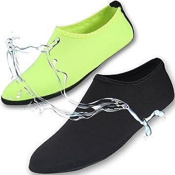 Water Shoes Sand Socks Women Men Flexible Swim Shoe Beach Aqua Surf Pool Yoga Exercise
