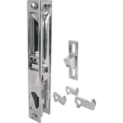 Prime Line C 1045 Sliding Glass Door Handle Set 6 58 In Diecast