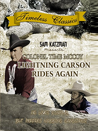 Lighting Children Accent - Lightning Carson Rides Again (1938)