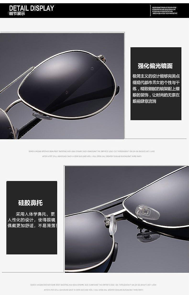 Manyip Gafas de sol - Polarizadas 100% UV400 Protección ...