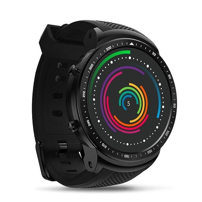 Zeblaze H-sunshy Bluetooth Smartwatch Pantalla táctil Reloj de Pulsera , Nuevo Thor Pro 3G GPS Smartwatch , Reloj súper Ligero Smart Thor Pro Reloj ...