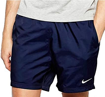 Nike Pantalon Corto Flow Short Azul Marino Tenis Padel - XXL ...