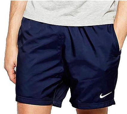 Nike Pantalon Corto Flow Short Azul Marino Tenis Padel - XXL: Amazon.es: Ropa y accesorios
