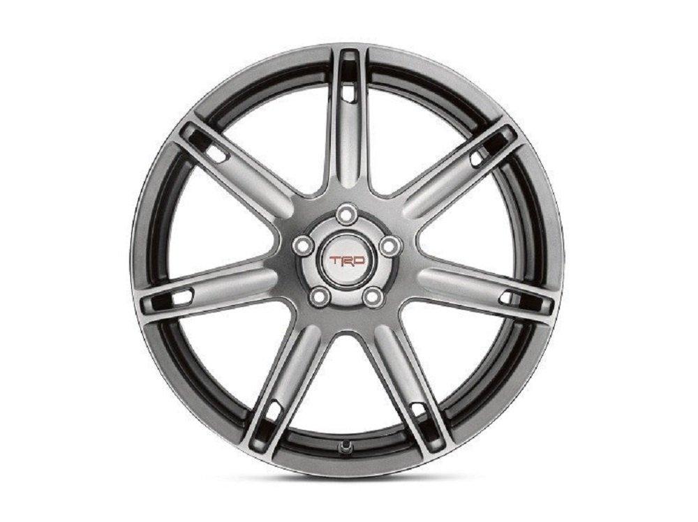 Genuine Toyota TRD 19 Inch Alloy Wheel