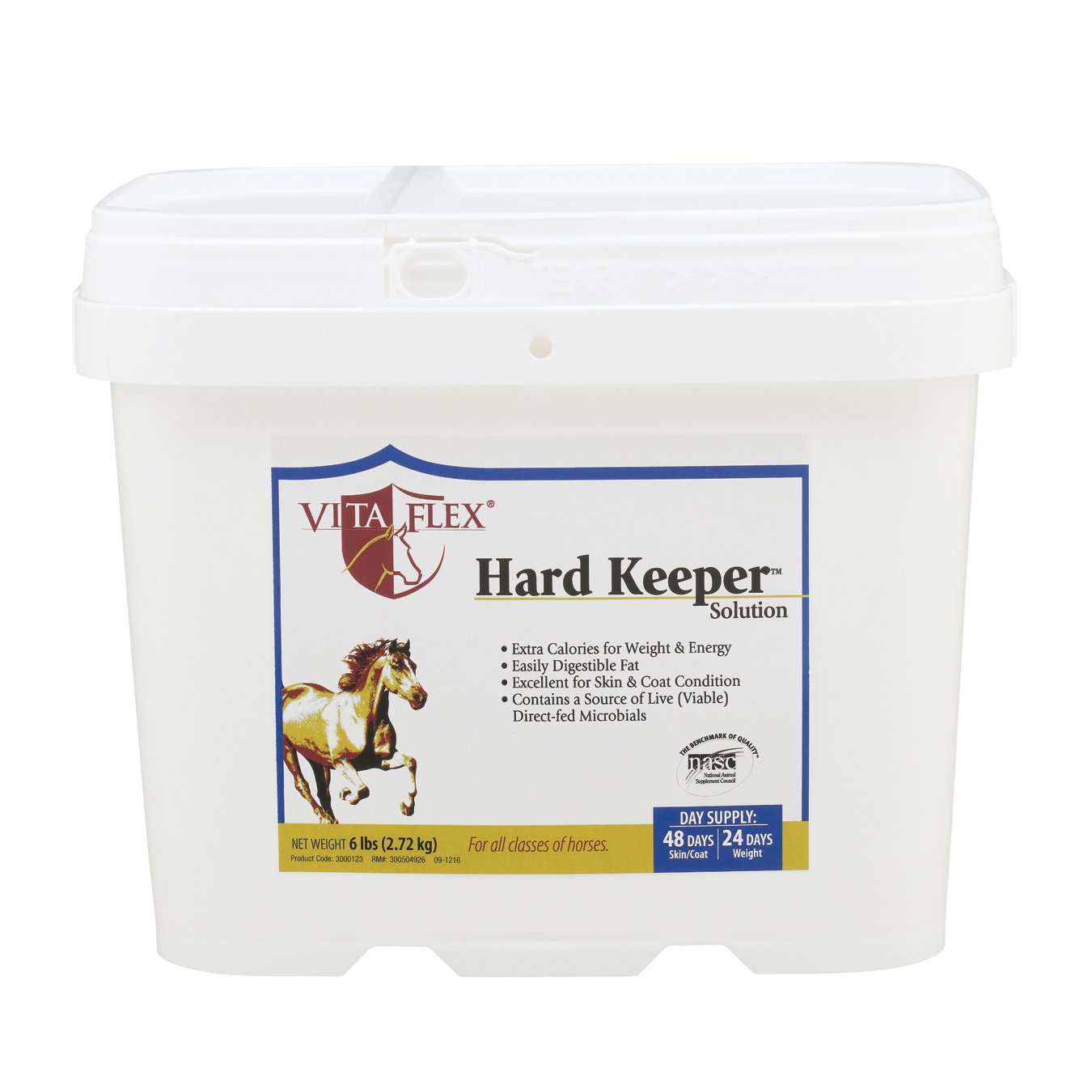 Vita Flex Hard Keeper Solution Horse Supplement, 6 lb.