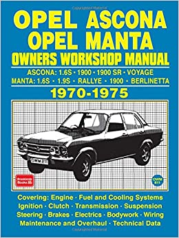 Opel ascona opel manta owners workshop manual 1970 1975 opel ascona opel manta owners workshop manual 1970 1975 brooklands books ltd 9781783181292 amazon books sciox Gallery