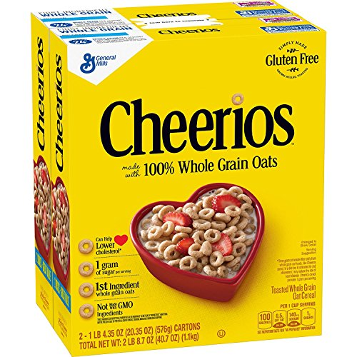 (Cheerios Cereal (20.35 oz., 2)