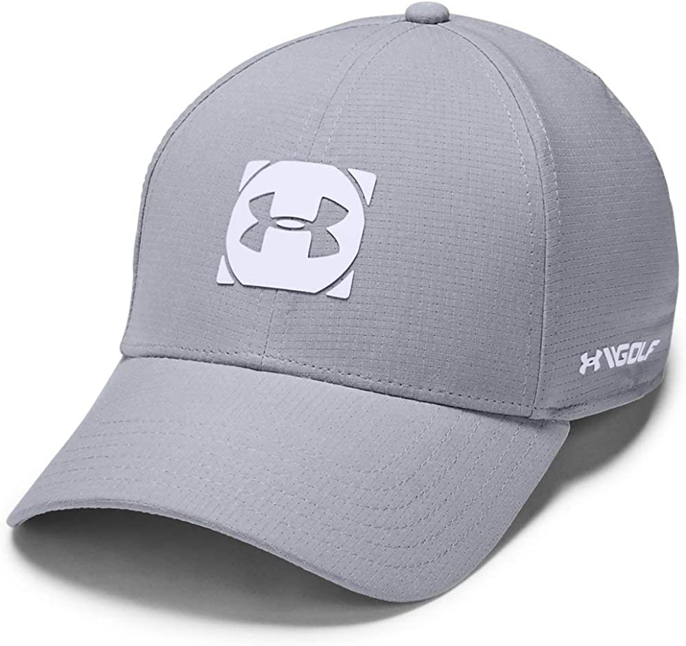 Under Armour Gorra UA Official Tour 3.0 béisbol, Mod Gray, M/L ...