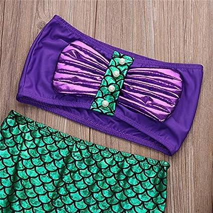 Macxy - Trajes Atractivos para los bebés de Princesa Ariel ...