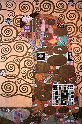 American Gift Services - Gustav Klimt Fine Art Poster Print Fulfilment - 24x36