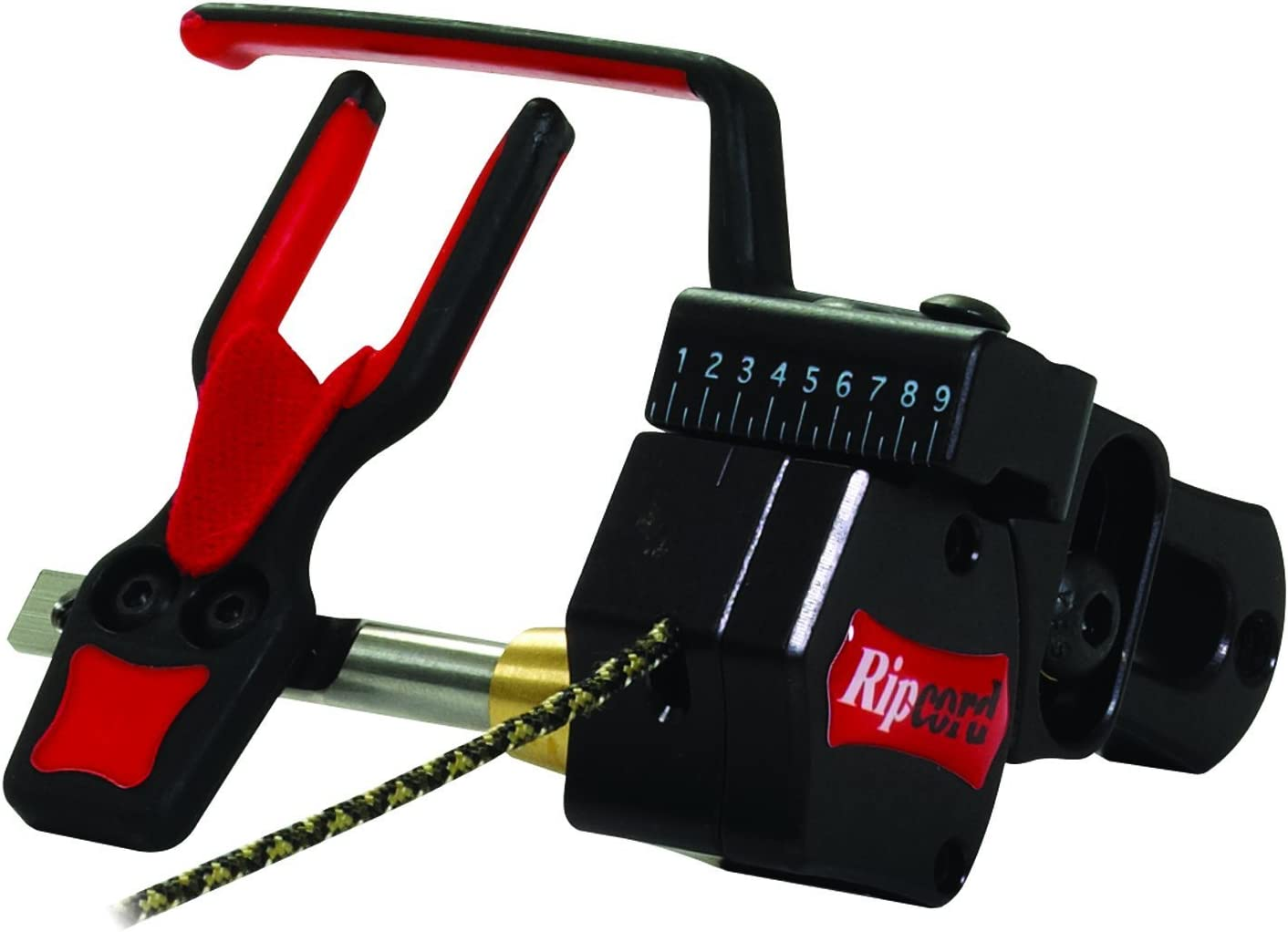 Ripcord Code Red Drop-Away Arrow Rest for Compound Bow Hunting Archery