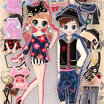 Juegos de vestir moda kawaii