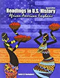 Readings in U. S. History 2nd Edition