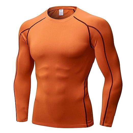 AFCITY-clothing Traje de Entrenamiento para Hombres, Camiseta de ...