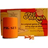 Pig Mania: An original game of chance using pigs as dice (1977)