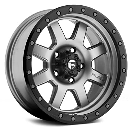 Fuel Wheels 20x9 >> Amazon Com Fuel Offroad D552 Trophy 20x9 6x135 20mm Anthracite