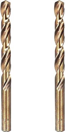 1mm-13mm HSS Co Cobalt Twist Drill Bit M35 Jobber Bits Metal Stainles Steel Wood