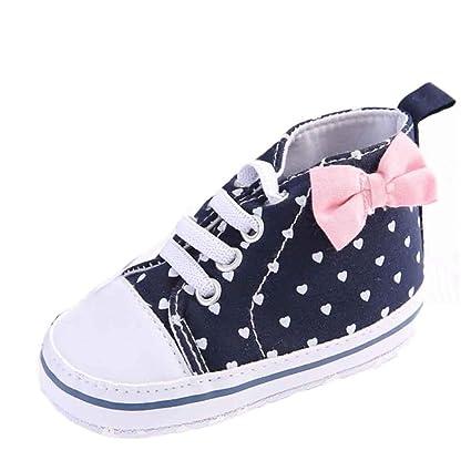 Xinantime Zapatos Bebé, Zapato de Lona para Niños Zapatillas Deporte (17)