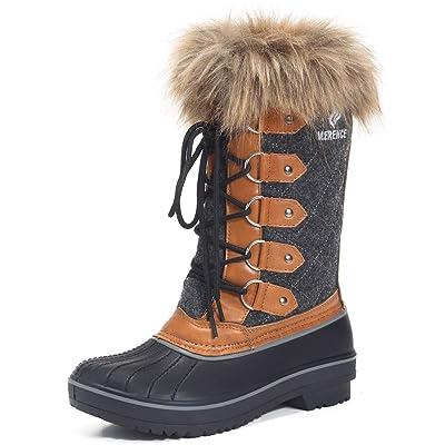 EQUICK Women's Waterproof Winter Snow Boots | Snow Boots
