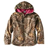 #4: Carhartt Girls' Redwood Jacket Sherpa Lined