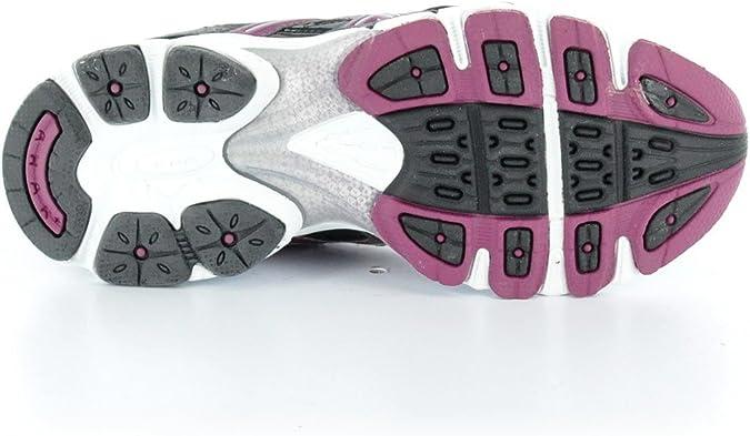 chaussure de running femme asics gel stratus noire
