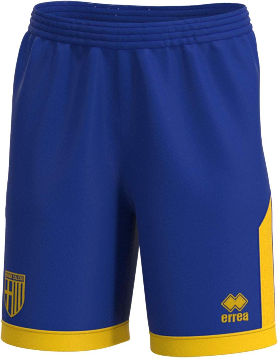 Parma Calcio Pantaloncini Gara Away Blu 20-21 Unisex adulto PARMA CALCIO 1913