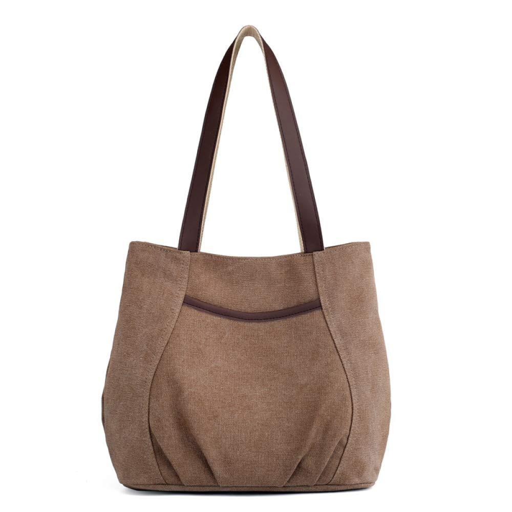 Circlefly Damen Canvas Tasche Vintage Mode große Tragetasche Tragetasche Tragetasche Handtasche Schultertasche B07MKF7X8Q Damenhandtaschen Online-Shop f120a5