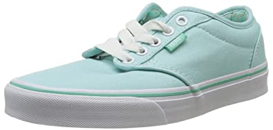Vans W ATWOOD Damen Sneakers, Türkis (aqua/sheer Aqua), 40: Amazon ...