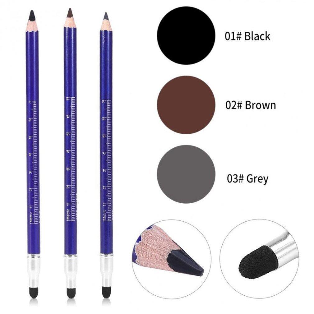 Amazon Semi Permanent Tattoo Eyebrow Pencil Microblading