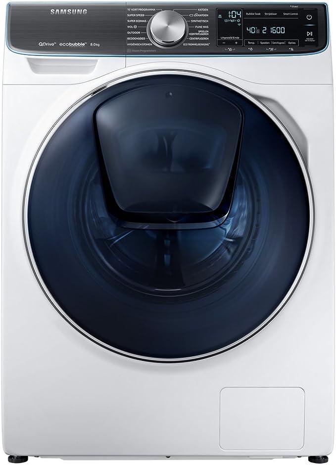 Samsung WW80M760NOM Independiente Carga frontal 8kg 1600RPM A+++ ...