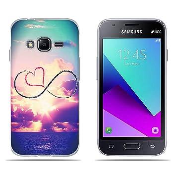 Funda Carcasa para Samsung Galaxy J1 mini prime J106F V2 ...
