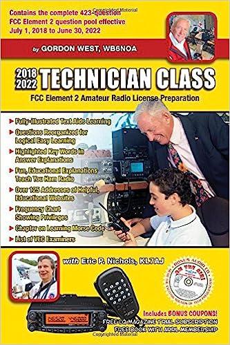 Amateur radio technician class study guide