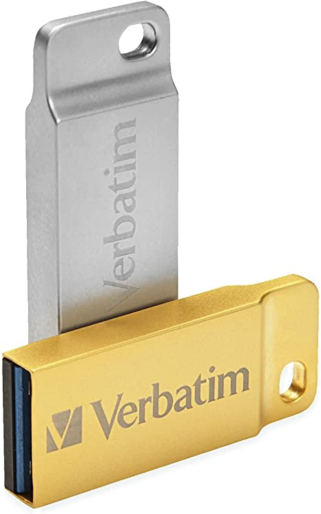 Verbatim Executive Usb Stick Aus Metall 32 Gb I Usb 2 0 Computer Zubehör