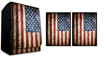 amazon com max pro 1 usa american flag deck box and 100 shuffle