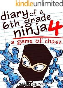 Diary of a 6th Grade Ninja (Serie de 11 libros) Edición para ...