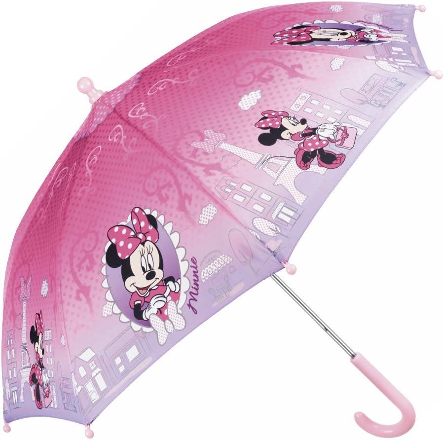 Character Children/'s POE Umbrella Disney Disney Minnie Mouse