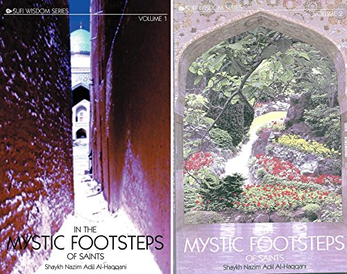 In the Mystic Footsteps of Saints (2 Book Series)