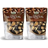 2 x DJ&A Shiitake Mushroom Crisps 150G (Total 300g)