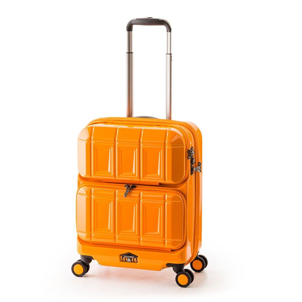 スーツケース A.L.I パンテオン PANTHEON 36L PTS-6005 オレンジ   B072ZXMLF4