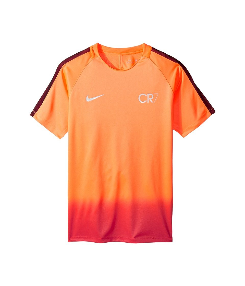 0f57381f846 Kids  Nike Dry CR7 Squad Football Top - Tart  Amazon.co.uk  Sports    Outdoors