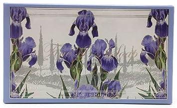 ea1bcca5331382 Amazon.com : Cascia allOlmo Fine Iris Italian Body Soap, 10.5 oz Bar :  Beauty