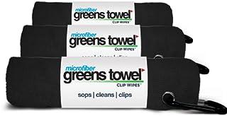 Greens Microfiber Three-Pack