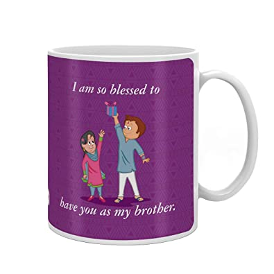 Indi ts Raksha Bandhan Gifts Bless To Have You Bro Quote