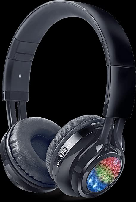 Amazon In Buy Iball Glint Bt06 Neckband Wireless Bluetooth Headphones With Fm Radio And Mic Black Online At Low Prices In India Iball Reviews Ratings